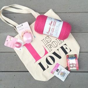 Salena Baca Crochet February Giveaway